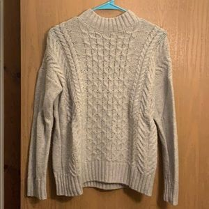 Used Mock neck sweater from Banana Republic